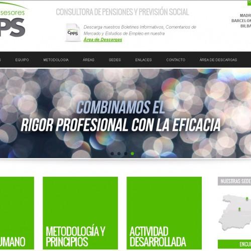 Consultora de pensiones y previsión social